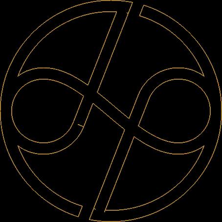 AlphaPhi logo filaire